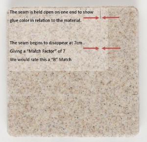 Match Factor 7 Small - tight fit and invisible seams