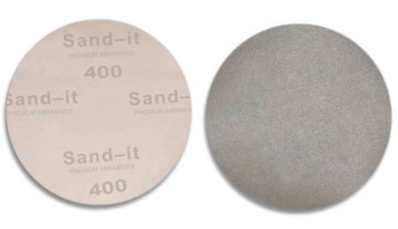 5 Inch    400 Grit PSA Sticky Back