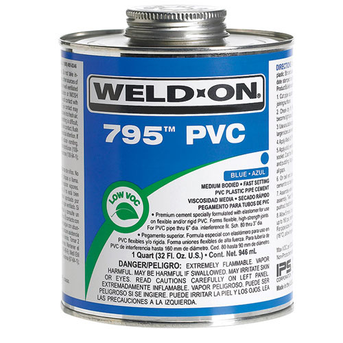 PVC Pool Clear 795 (Qt.)